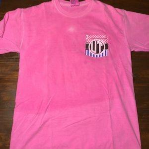 Comfort Colors Tops - Texas Longhorn Shirt